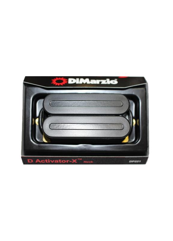 DIMARZIO DP221BK D Activator-X Звукосниматель