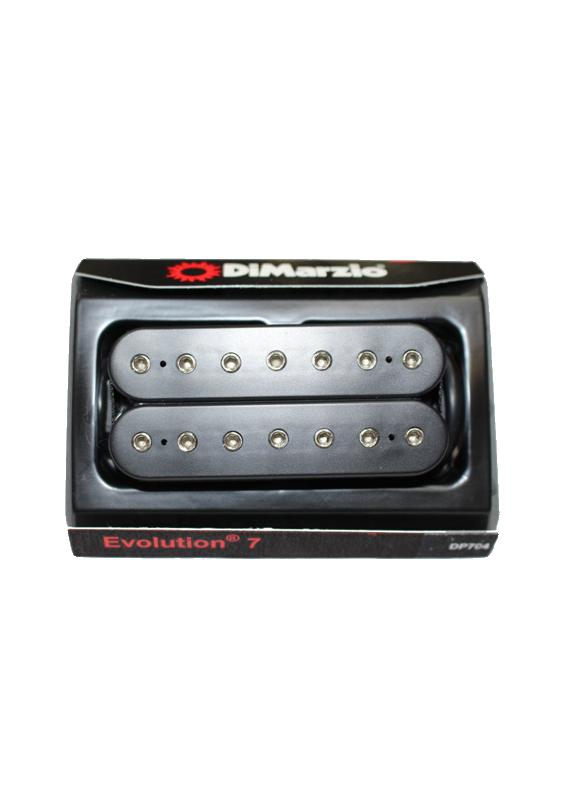 DIMARZIO DP704BK Evolution 7 Звукосниматель