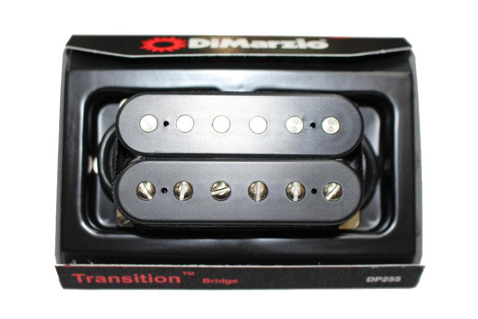 DIMARZIO DP255BK Transition Звукосниматель