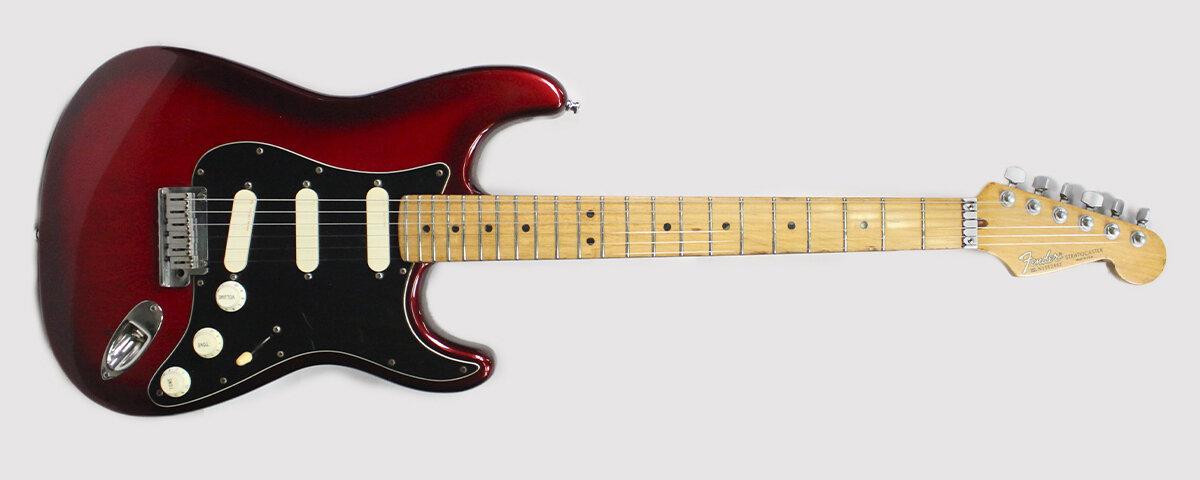 Fender USA Stratocaster Plus Deluxe