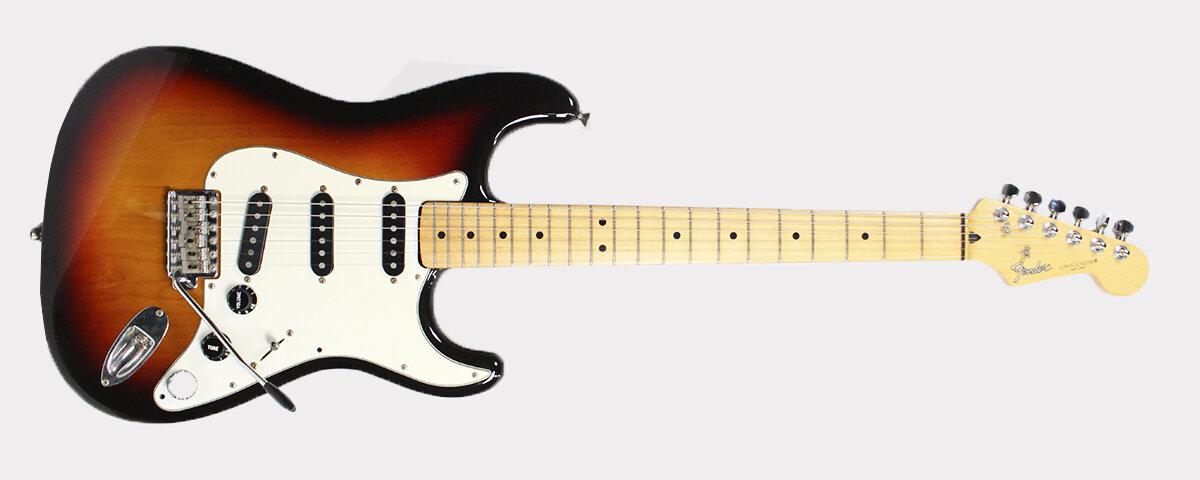 Fender ST-45 Stratocaster Japan Электрогитара