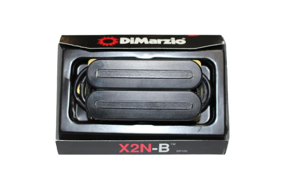 DIMARZIO DP125BK X2N-B Звукосниматель