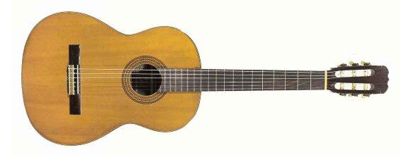 SUZUKI VAIO С-10 классическая гитара