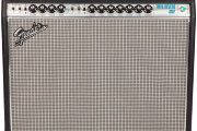 FENDER TWIN REVERB Silver Fase Combo Made in USA 70's
