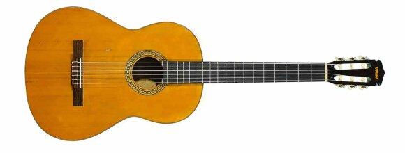 Yamaha G-100 Классическая гитара