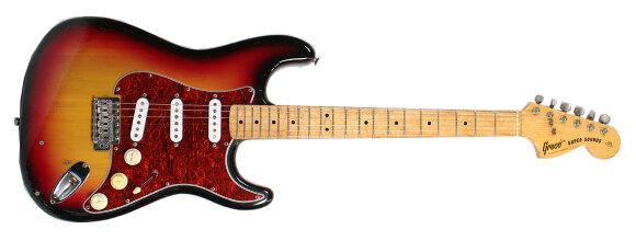 Greco Super Sound Stratocaster