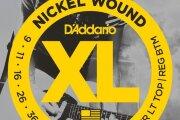 D`ADDARIO EXL125 009-046