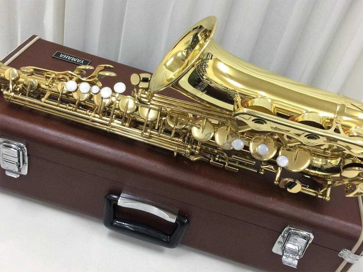YAMAHA YAS-24 альт саксофон