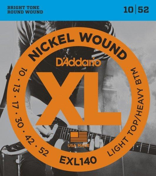 D`ADDARIO EXL140 010-052