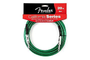 FENDER 20` FGC-20G CALIFORNIA INSTRUMENT CABLE Кабель гитарный 6м