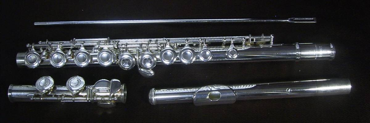 Yamaha YFL-211S флейта