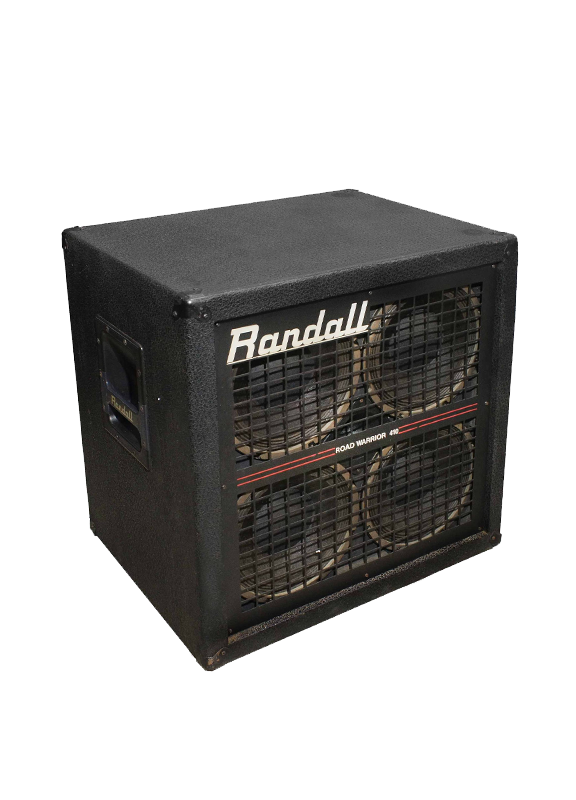 Randall RW410 Road Warrior 410 Басовый кабинет