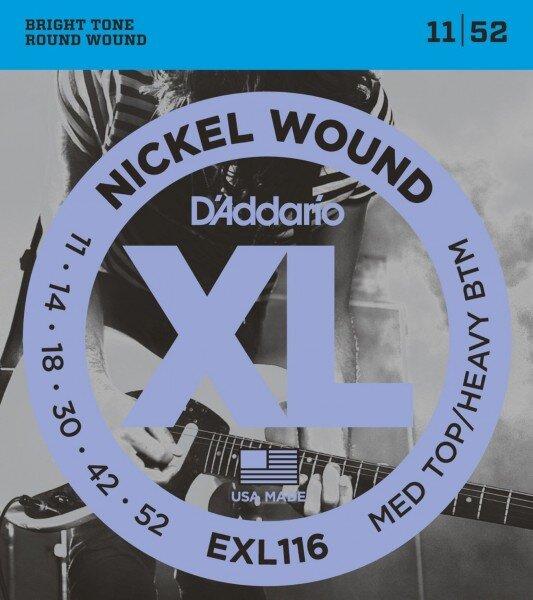 D`ADDARIO EXL116 011-052
