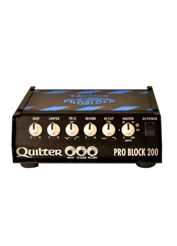 Quilter PRO BLOCK 200 HEAD 200W Компактный усилитель для гитары