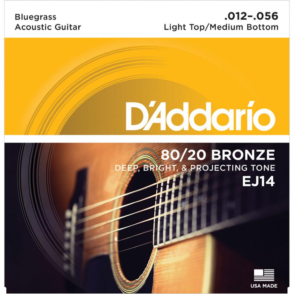 D`ADDARIO EJ-14 012-056