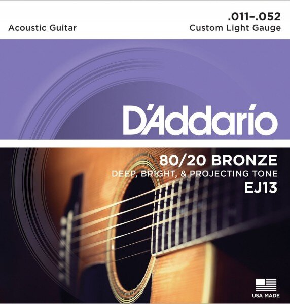 D`ADDARIO EJ-13 011-052