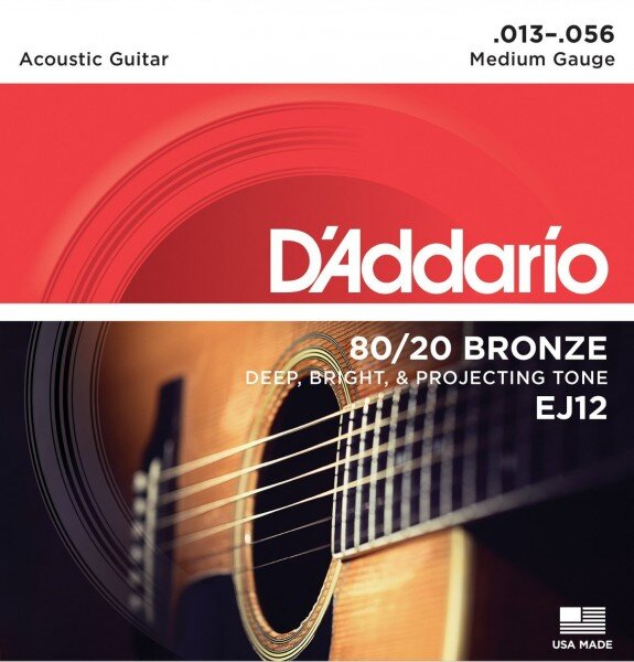 D`ADDARIO EJ-12 013-056