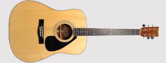 Yamaha FG-200 D Акустическая гитара Б\У