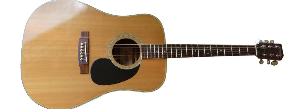 Tokai Gakki Humming Bird Акустическая гитара