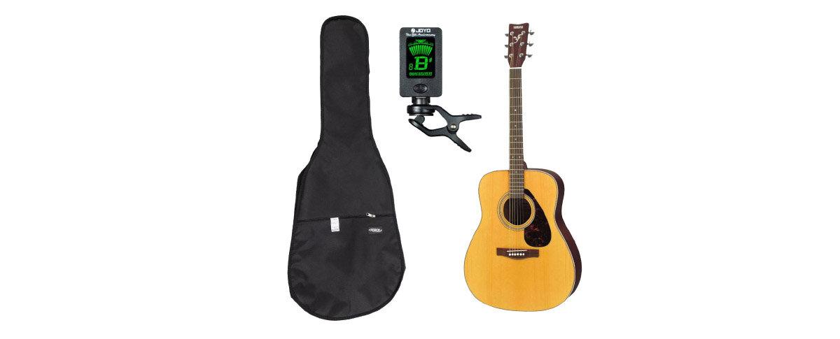 Комплект эстрадного гитариста YAMAHA F-310