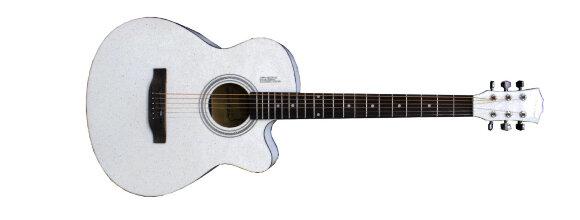 Elitaro E4010C WH Акустическая гитара