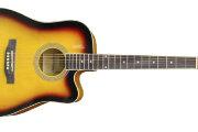 ELITARO E4110 SB Акустическая гитара