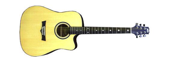"""Peavey 40"""" Акустическая гитара"""