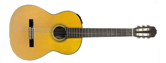 Takamine EC-128 Электроакустическая классическая гитара