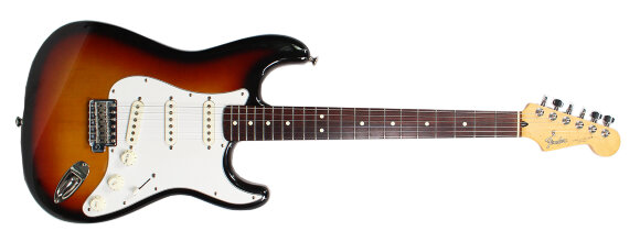 Fender Stratocaster Japan Электрогитара