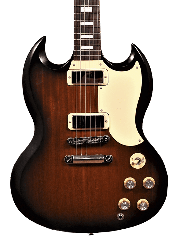 Gibson sg special deluxe mini humbuckers