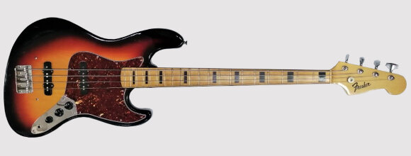 FRESHER JAZZ BASS