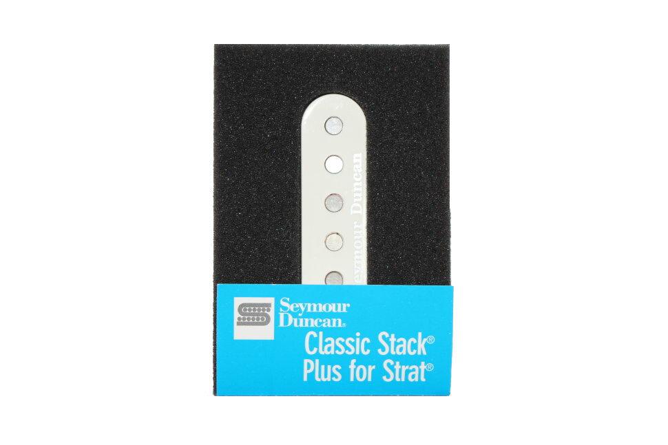 SEYMOUR DUNCAN STK-S4N CLASSIC STACK PLUS Звукосниматель