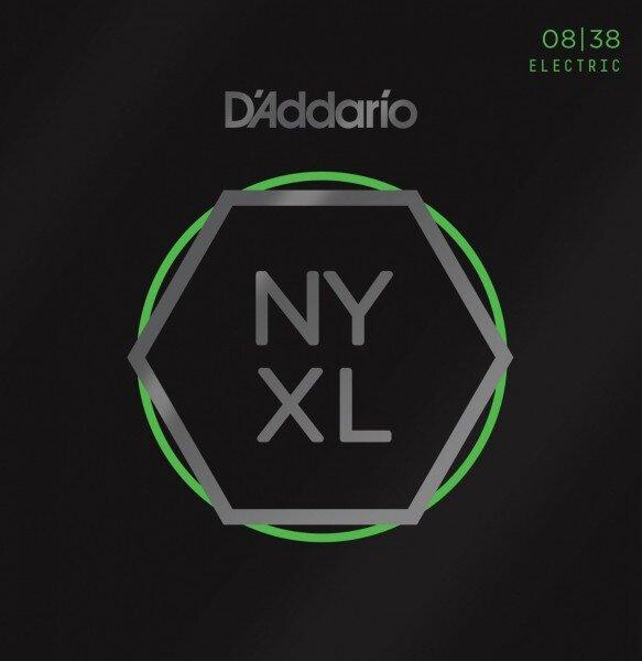 D`ADDARIO NYXL0838 008-038